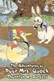 The Adventures of Poor Mrs. Quack by Thornton Burgess, Fiction, Animals, Fantasy & Magic