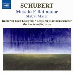 Messe Es-Dur D 950 - Immortal Bach Ensemble/Leipziger Kammerorchester