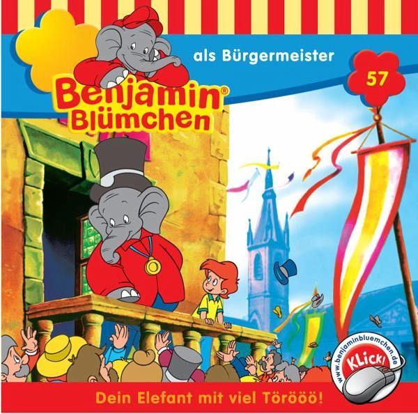 Bürgermeister Benjamin Blümchen