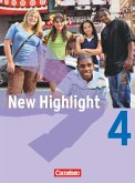 New Highlight 4: 8. Schuljahr. Schülerbuch