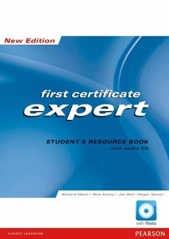 FCE Expert New Edition Students Resource Book no Key/CD Pack - Mann, Richard; Kenny, Nick; Bell, Jan; Gower, Roger