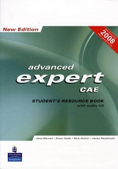 CAE Expert New Edition Students Resource Book no Key/CD Pack - Barnes, Jane; Hyde, Drew; Kenny, Nick