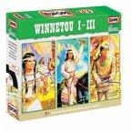 Winnetou I - III, 3 Audio-CDs