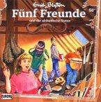 Fünf Freunde und die afrikanische Statue / Fünf Freunde Bd.58 (1 Audio-CD)
