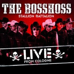 Stallion Battalion Live - The BossHoss