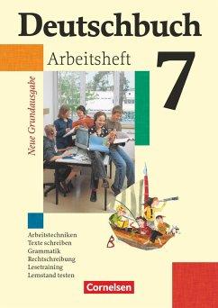 Deutschbuch - Sprach- und Lesebuch - Grundausgabe 2006 - 7. Schuljahr - Biermann, Günther; Dick, Friedrich; Fenske, Ute; Ferrante-Heidl, Josi; Fulde, Agnes; Koppers, Marlene