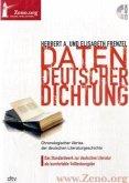 Daten deutscher Dichtung, 1 CD-ROM