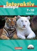 7.-10.. Schuljahr, Schülerbuch m. DVD-ROM / Biologie interaktiv, Realschule Rheinland-Pfalz