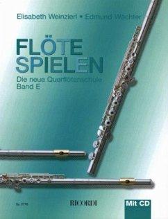 Flöte spielen, m. Audio-CD