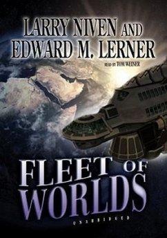 Fleet of Worlds - Niven, Larry; Lerner, Edward M.
