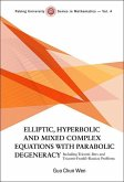 Elliptic, Hyperbolic and Mixed Complex Equations with Parabolic Degeneracy: Including Tricomi-Bers and Tricomi-Frankl-Rassias Problems