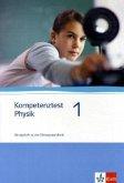 Kompetenztest Physik 1. 7./8. Schuljahr
