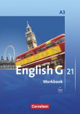 English G 21. Ausgabe A 3. Workbook mit CD