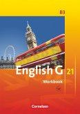 English G 21 - Ausgabe B 3. 7. Schuljahr. Workbook mit CD