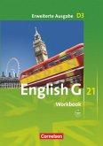 English G 21. Erweiterte Ausgabe D 3. Workbook mit Audios online