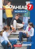 Go Ahead 7. Jahrgangsstufe. Workbook mit CD. Bayern