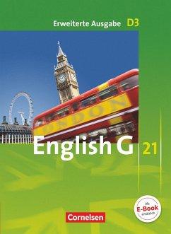 English G 21. Erweiterte Ausgabe D 3. Schülerbuch - Abbey, Susan