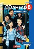 8. Jahrgangsstufe, Workbook m. Audio-CD / Go Ahead (sechsstufig) Bd.8