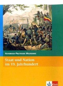Historisch-Politische Weltkunde. Staat und Nati...
