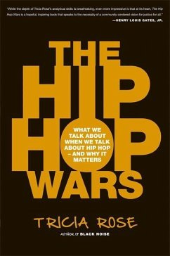 The Hip-Hop Wars - Rose, Tricia