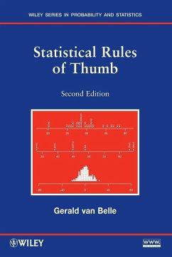 Statistical Rules of Thumb - Belle, Gerald Van