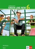 Green Line New 6. Workbook. Bayern
