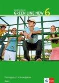 Green Line New 6. Trainingsbuch Schulaufgaben, Heft mit Audio-CD. Bayern