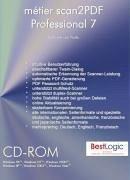 Scan2PDF Professional 7. Für Windows Vista/2003/2000/XP/NT/98