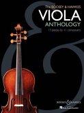 The Boosey & Hawkes Viola Anthology, Viola und Klavier / Viola solo