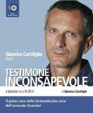 Testimone Inconsapevole, 7 Audio-CDs\Reise in die Nacht, 7 Audio-CDs, italienische Version