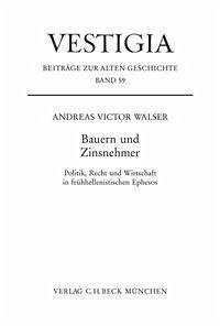 Bauern und Zinsnehmer - Walser, Andreas Victor