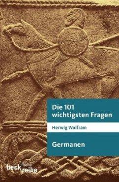 Germanen - Wolfram, Herwig