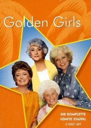 Golden Girls Die Komplette F Nfte Staffel 3 Dvds