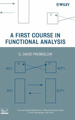 Functional Analysis - Promislow, S. D.