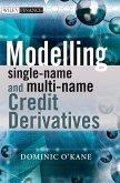 Modelling Single - Name Multi - Name
