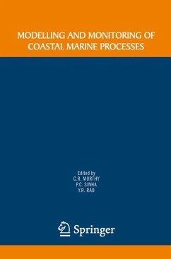 Modelling and Monitoring of Coastal Marine Processes