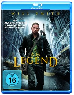 I am Legend - Will Smith,Alice Braga,Dash Mihok
