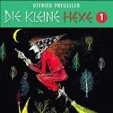 Die kleine Hexe, 1 Audio-CD (Neuproduktion)
