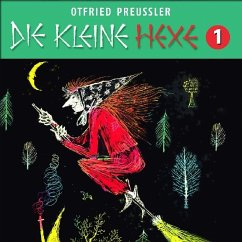 Die kleine Hexe, 1 Audio-CD (Neuproduktion) - Preußler, Otfried