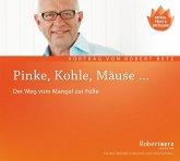 Pinke, Kohle, Mäuse . . ., Audio-CD