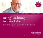 Bring Ordnung in Dein Leben, Audio-CD