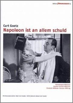 Napoleon ist an allem schuld - Edition filmmuseum 13
