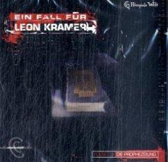 Die Prophezeihung, 1 Audio-CD / Ein Fall für Leon Kramer, Audio-CDs Folge.5 - Diverse