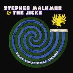 Real Emotional Trash (2lp+Mp3) - Malkmus,Stephen And The Jicks