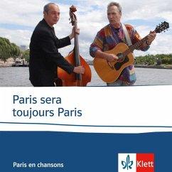 Paris en Chanson, 1 Audio-CD