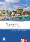 Voyages. Lösungsheft zum Lehr- und Arbeitsbuch 3