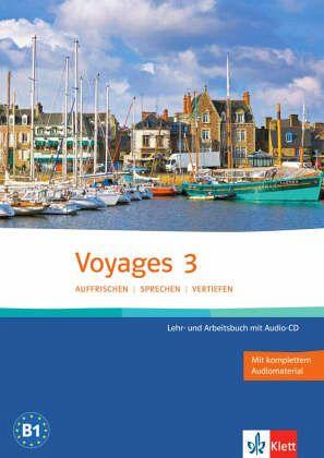 Voyages 3. Lehr- und Arbeitsbuch Bd.3