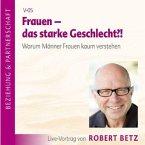 Frauen - das starke Geschlecht!?, Audio-CD