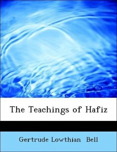 The Teachings of Hafiz
