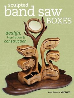 Sculpted Band Saw Boxes: Design, Inspiration & ...